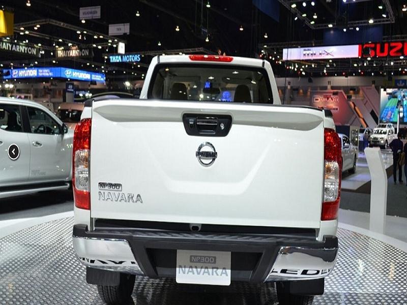 Nissan Navara đời 2015, màu trắng, nhập khẩu chính hãng giá cạnh tranh-1