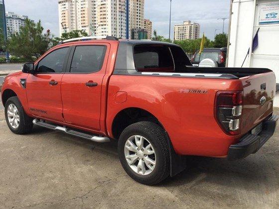 Ford Ranger đời 2014, màu đỏ, nhập khẩu nguyên chiếc, 665 triệu cần bán-7