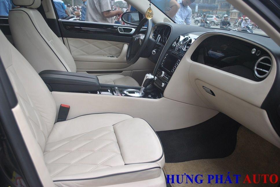 Bentley Continental Flying Spur Speed 2010 màu đen cần bán-3
