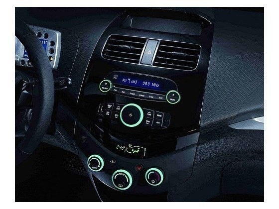 Chevrolet Spark Taxi - đầu tư sinh lợi - hỗ trợ vay 85% giá trị xe-4