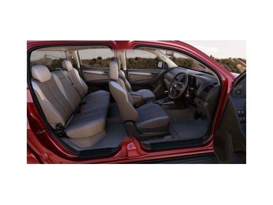 Bán Chevrolet Colorado đời 2015, màu đỏ, nhập khẩu nguyên chiếc, giá cực tốt-2