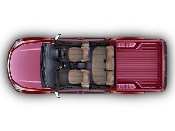 Bán Chevrolet Colorado đời 2015, màu đỏ, nhập khẩu nguyên chiếc, giá cực tốt-9