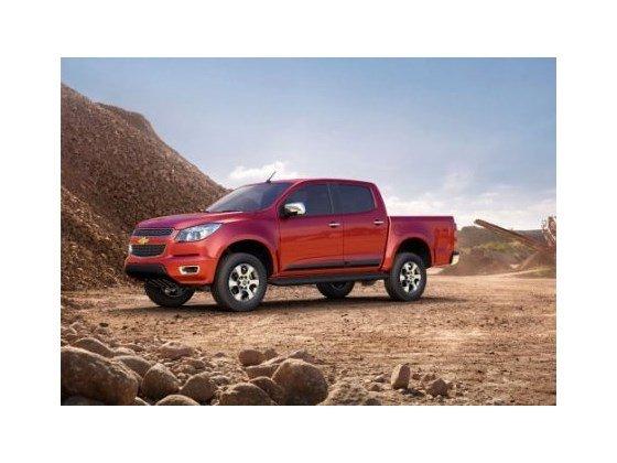 Bán Chevrolet Colorado đời 2015, màu đỏ, nhập khẩu nguyên chiếc, giá cực tốt-17