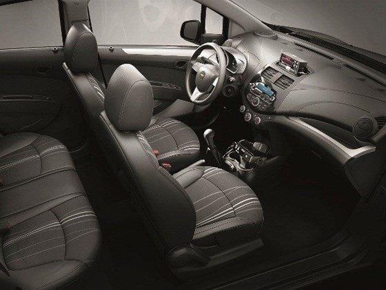Chevrolet Spark Taxi - đầu tư sinh lợi - hỗ trợ vay 85% giá trị xe-2