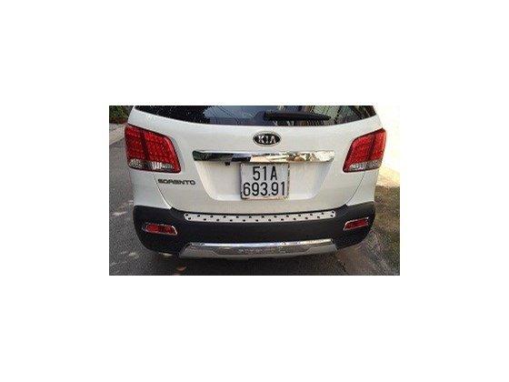 Cần bán lại xe Kia Sorento đời 2014, màu trắng, nhập khẩu chính hãng, số tự động, giá 837tr-1