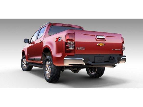 Bán Chevrolet Colorado đời 2015, màu đỏ, nhập khẩu nguyên chiếc, giá cực tốt-12