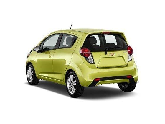 Chevrolet Spark Taxi - đầu tư sinh lợi - hỗ trợ vay 85% giá trị xe-1