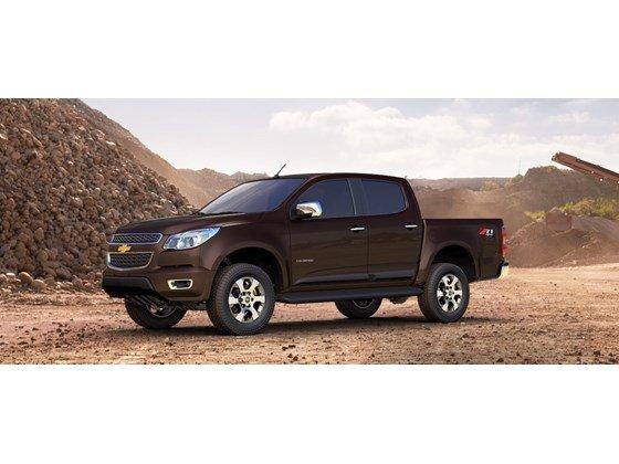 Bán Chevrolet Colorado đời 2015, màu đỏ, nhập khẩu nguyên chiếc, giá cực tốt-5