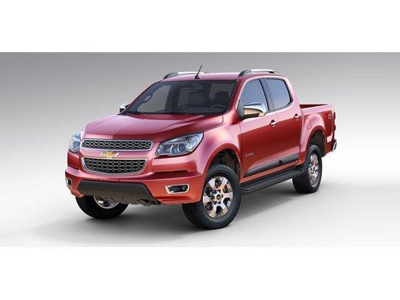 Bán Chevrolet Colorado đời 2015, màu đỏ, nhập khẩu nguyên chiếc, giá cực tốt-10