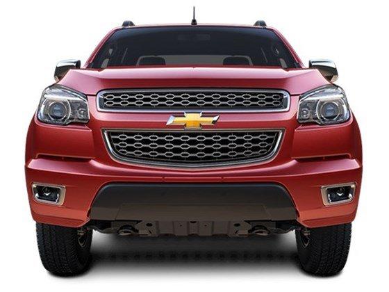 Bán Chevrolet Colorado đời 2015, màu đỏ, nhập khẩu nguyên chiếc, giá cực tốt-0