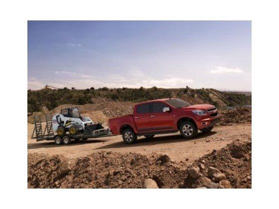 Bán Chevrolet Colorado đời 2015, màu đỏ, nhập khẩu nguyên chiếc, giá cực tốt-15
