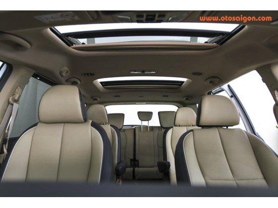 Cần bán Kia Sedona đời 2015, màu trắng, nhập khẩu nguyên chiếc, giá tốt-5