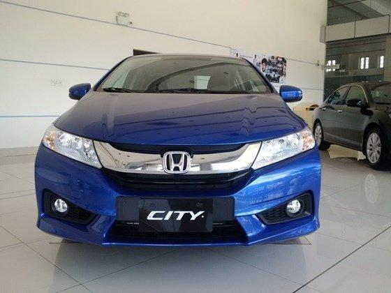 Cần bán Honda City năm 2015, xe nhập, giá chỉ 604tr-0
