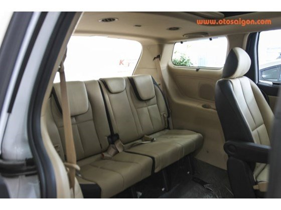 Cần bán Kia Sedona đời 2015, màu trắng, nhập khẩu nguyên chiếc, giá tốt-15