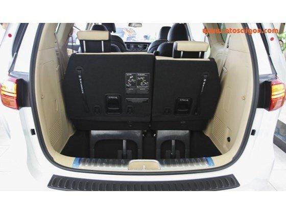 Cần bán Kia Sedona đời 2015, màu trắng, nhập khẩu nguyên chiếc, giá tốt-13