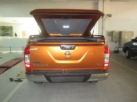 Bán Nissan Navara NP300 2015 màu cam, nhập khẩu nguyên chiếc từ Thái Lan cần bán-10