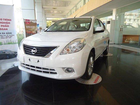 Cần bán xe Nissan Sunny XV đời 2015, màu trắng, nhập khẩu nguyên chiếc-13