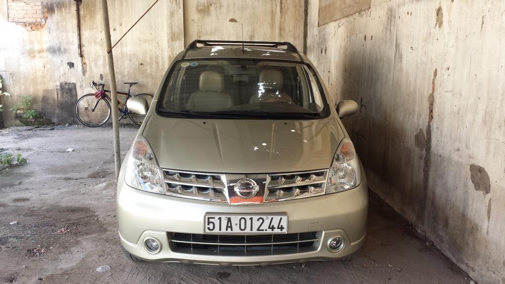 Xe Nissan Livina đời 2010, nhập khẩu nguyên chiếc, 460tr xe còn rất đẹp-4