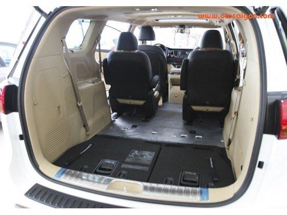 Cần bán Kia Sedona đời 2015, màu trắng, nhập khẩu nguyên chiếc, giá tốt-19