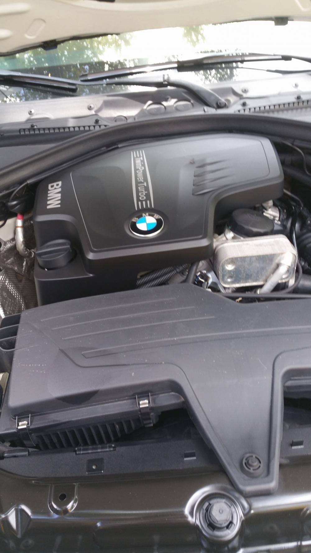 Bán xe BMW 3 Series 320i năm 2013, màu trắng, nhập khẩu nguyên chiếc còn mới-2
