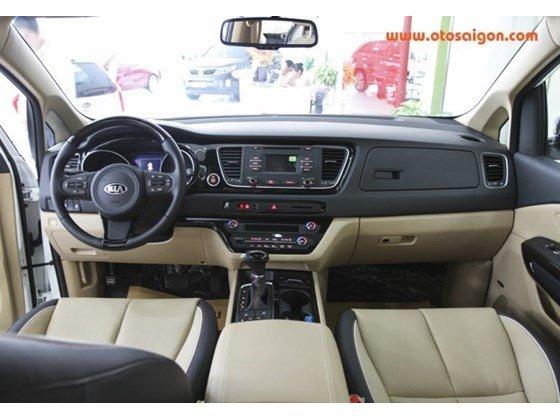 Cần bán Kia Sedona đời 2015, màu trắng, nhập khẩu nguyên chiếc, giá tốt-14