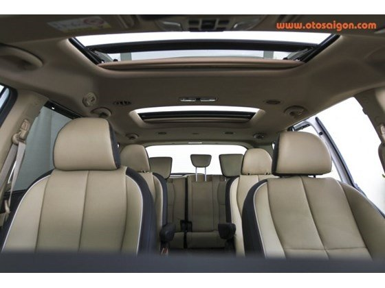 Cần bán Kia Sedona đời 2015, màu trắng, nhập khẩu nguyên chiếc, giá tốt-6