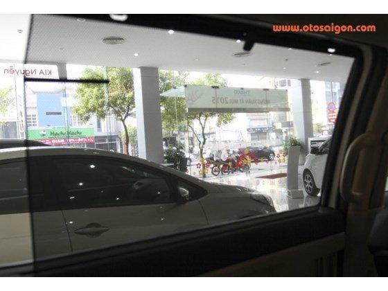 Cần bán Kia Sedona đời 2015, màu trắng, nhập khẩu nguyên chiếc, giá tốt-11