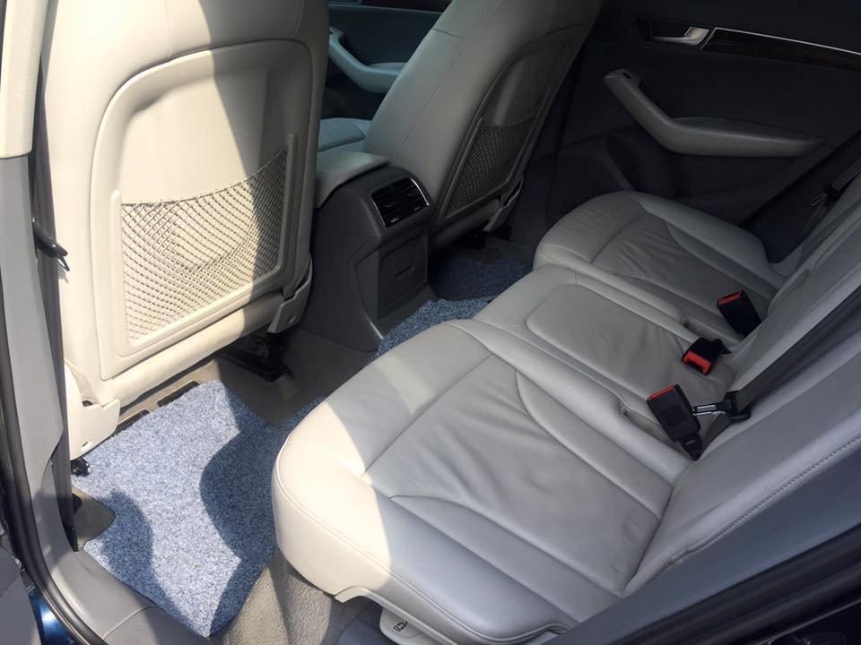 Audi Q5 Quattro 2010 đăng ký 2011 nhập Mỹ nguyên chiếc màu xanh đen rất đẹp-4