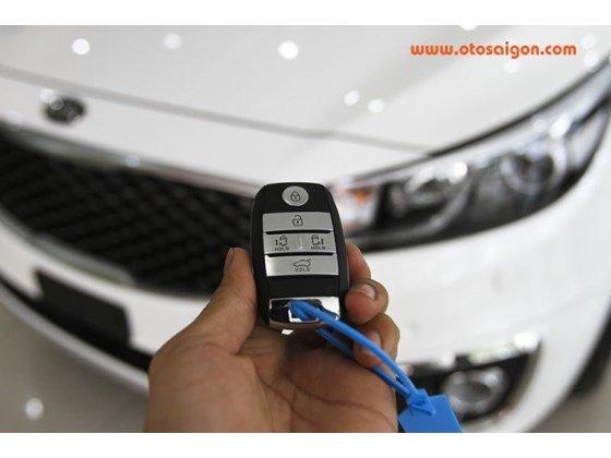 Cần bán Kia Sedona đời 2015, màu trắng, nhập khẩu nguyên chiếc, giá tốt-23
