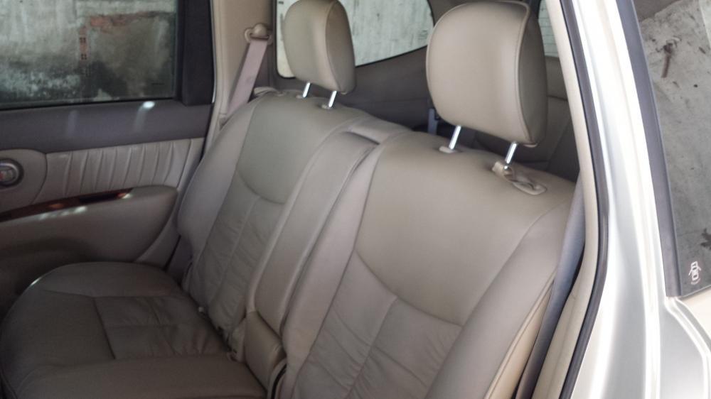 Xe Nissan Livina đời 2010, nhập khẩu nguyên chiếc, 460tr xe còn rất đẹp-3