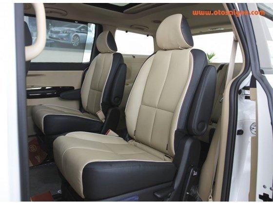 Cần bán Kia Sedona đời 2015, màu trắng, nhập khẩu nguyên chiếc, giá tốt-7