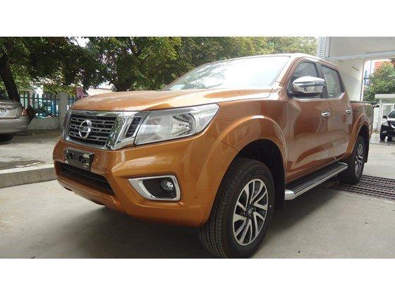 Bán Nissan Navara NP300 2015 màu cam, nhập khẩu nguyên chiếc từ Thái Lan cần bán-2