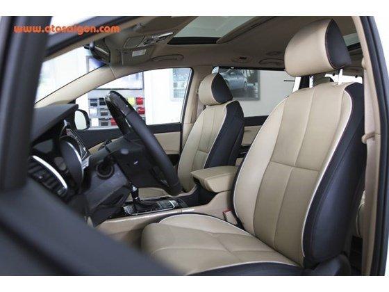 Cần bán Kia Sedona đời 2015, màu trắng, nhập khẩu nguyên chiếc, giá tốt-20