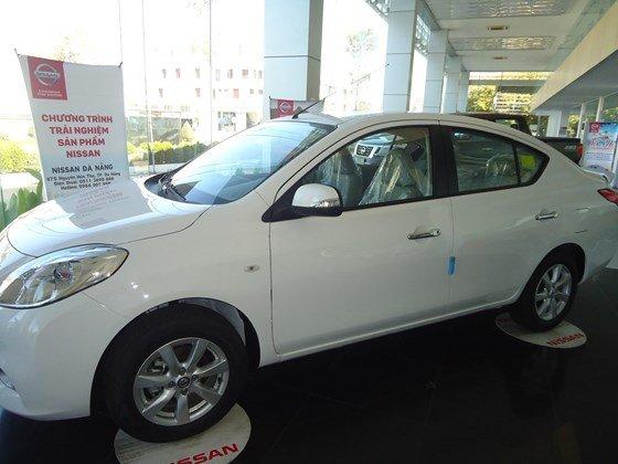 Cần bán xe Nissan Sunny XV đời 2015, màu trắng, nhập khẩu nguyên chiếc-10