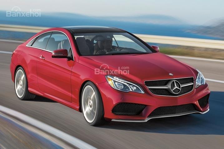 Mercedes E-Class 2016 có thể tạo một thương hiệu riêng với phong cách đặc biệt và ấn tượng.