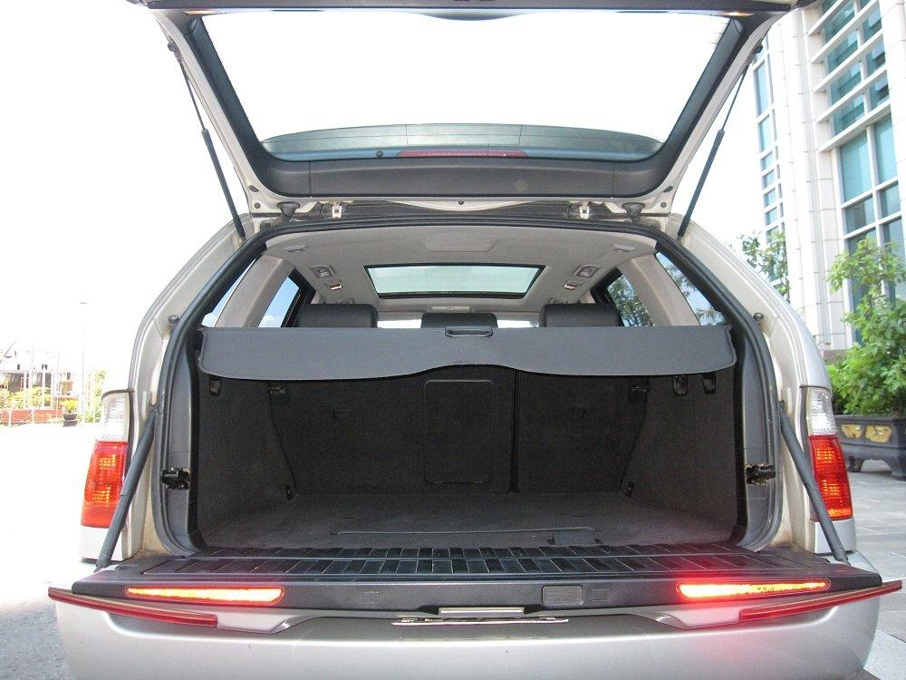 Bán BMW X5 2005, màu bạc, nhập khẩu chính hãng, chính chủ-7
