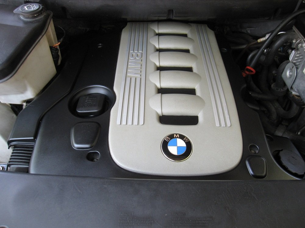 Bán BMW X5 2005, màu bạc, nhập khẩu chính hãng, chính chủ-1