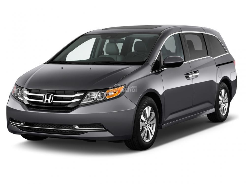 Đánh giá đầu xe Honda Odyssey 2016
