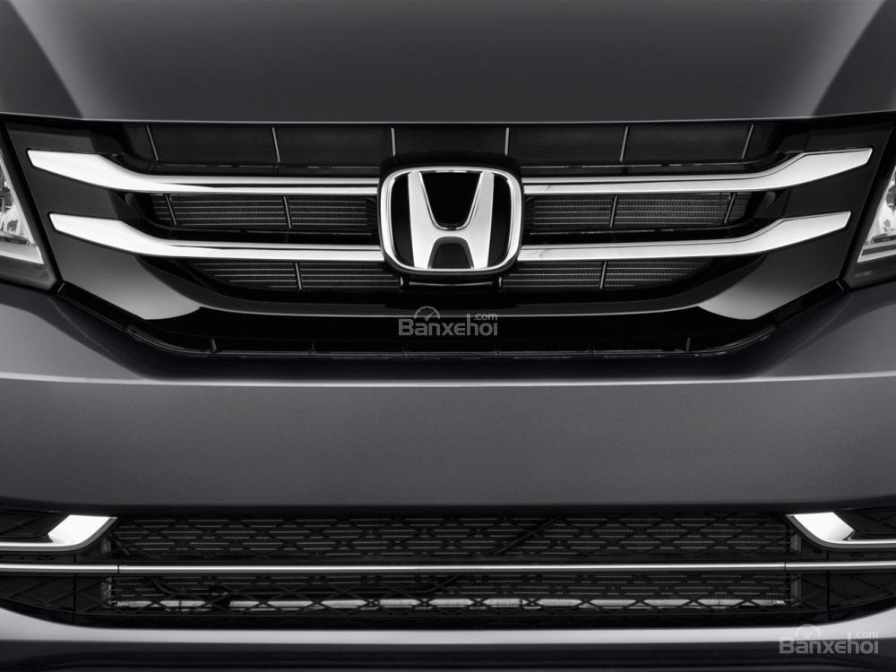Đánh giá lưới tản nhiệt xe Honda Odyssey 2016