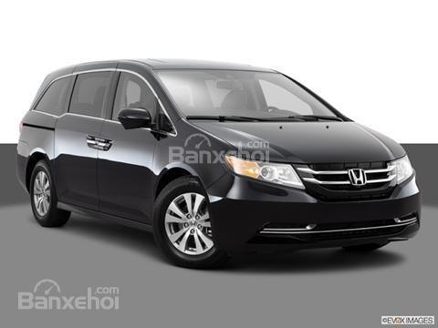 Đánh giá xe Honda Odyssey 2016.