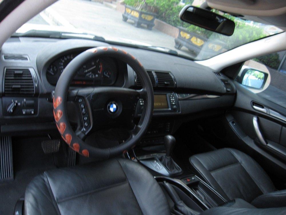 Bán BMW X5 2005, màu bạc, nhập khẩu chính hãng, chính chủ-5