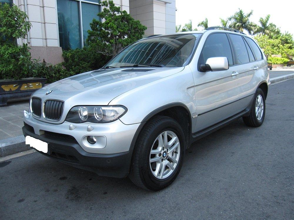 Bán BMW X5 2005, màu bạc, nhập khẩu chính hãng, chính chủ-2