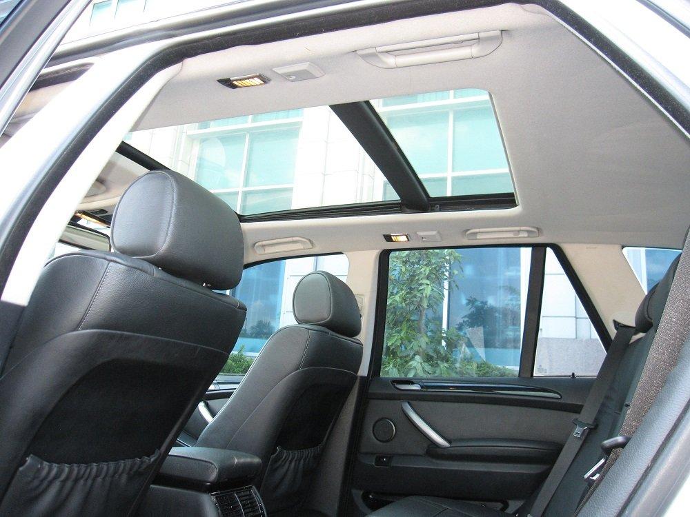 Bán BMW X5 2005, màu bạc, nhập khẩu chính hãng, chính chủ-6