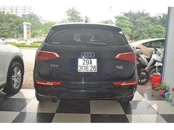 Hưng Phát Auto bán xe Audi Q5 2.0T Quattro model 2011, màu xanh đen nội thất da sang trọng, nhập khẩu nguyên chiếc-6