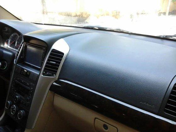 Gia đình cần bán xe Captiva MAXX LT sản xuất và đăng ký 2010, màu đen, số tay-4