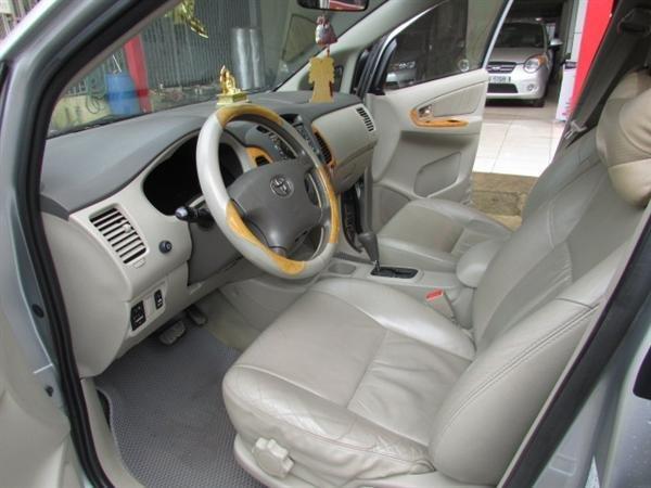 Xe Toyota Innova V sản xuất năm 2008, số tự động, xe biển Hà Nội, hồ sơ rút nhanh gọn giá 555 tr-5