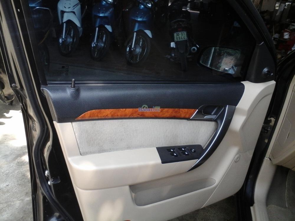 Bán ô tô Daewoo Gentra đời 2008, màu đen, như mới-3