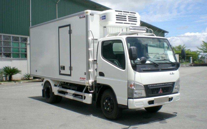 Xe tải Mitsubishi Canter 4,5 tấn - 650 triệu cần bán-2