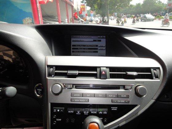 Việt Nhật Auto cần bán xe Lexus RX450H đời 2011, màu đen, xe tư nhân chính chủ-3