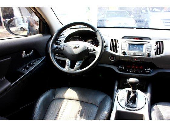 Bán ô tô Kia Sportage đời 2014, màu nâu, nhập khẩu, số tự động, giá 865tr nhanh tay liên hệ-22